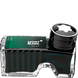 Montblanc Boccetta d'inchiostro Irish Green - verde 60 ml 106273