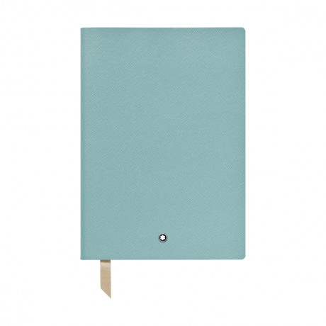 Montblanc Blocco note 146 menta, a righe