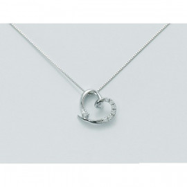 Miluna Hearts Diamonds CLD2727