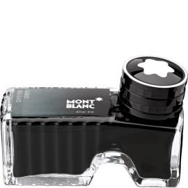 Montblanc Oyster Grey ink bottle - gray 60ml 105186