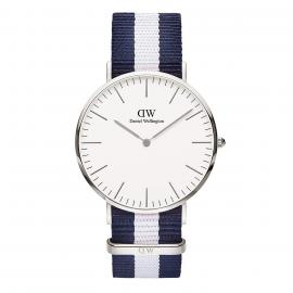 Daniel Wellington Classic Glasglow 40mm Silver DW00100018