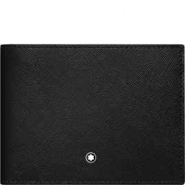 Montblanc Sartorial Wallet 6 compartments with removable credit card holder 116330