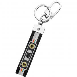 Montblanc Keychain with Mix Tapes Ring Meisterst-ck Soft Grain 123739